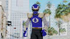 Power Rangers Ninja Storm - Navy para GTA San Andreas