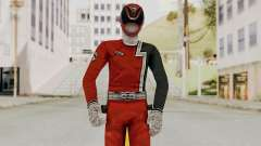 Power Rangers S.P.D - Red