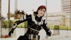Mass Effect 3 Female Shepard Ajax Armor