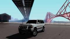 Mitsubishi Pajero 2 para GTA San Andreas