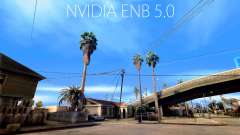ENB NVIDIA 5.0 FINAL para GTA San Andreas