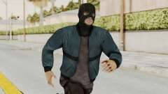 Wanted Weapons Of Fate Chicago Grunt Masked para GTA San Andreas