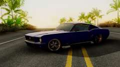 Ford Mustang Fast_back