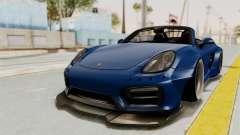 Porsche Boxster Liberty Walk para GTA San Andreas