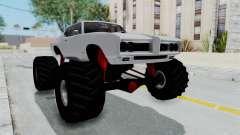 Pontiac GTO 1968 Monster Truck para GTA San Andreas