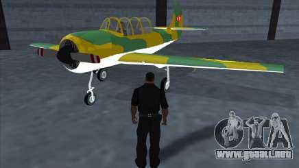 Yak-52 para GTA San Andreas