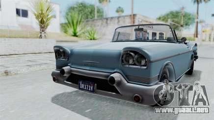 GTA 5 Declasse Tornado No Bobbles and Plaques para GTA San Andreas