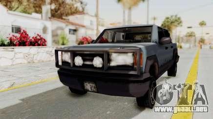 GTA 3 Cartel Cruiser para GTA San Andreas