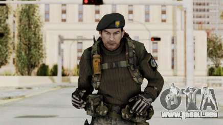 Battery Online Soldier 2 para GTA San Andreas
