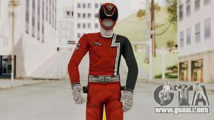 Power Rangers S.P.D - Red para GTA San Andreas