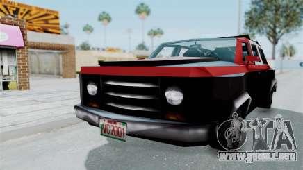 VCS Gang Rancher para GTA San Andreas