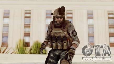 Battery Online Soldier 1 v2 para GTA San Andreas