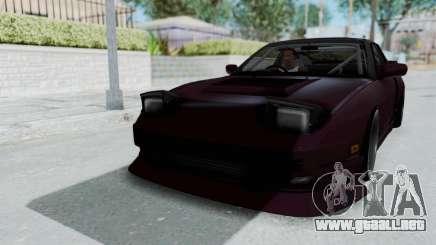 Nissan 180SX TOD para GTA San Andreas