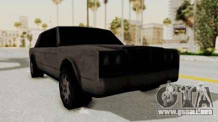 Greenwood from Manhunt para GTA San Andreas