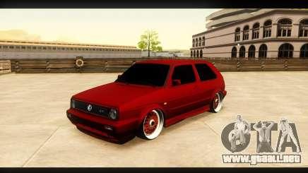 Volkswagen Golf GTI Mk2 para GTA San Andreas