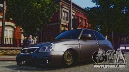 Lada Priora Coupe para GTA 4