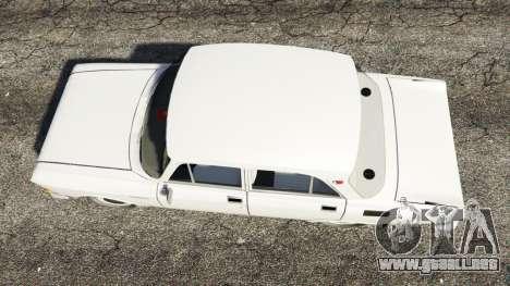 AZLK-2140 Moskvich para GTA 5