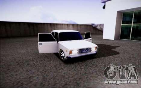 VAZ 2107 FIV para GTA San Andreas