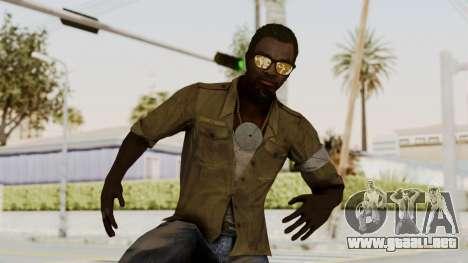 Far Cry 3 - Dennis Rogers para GTA San Andreas