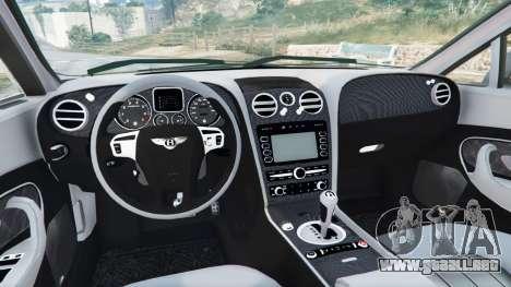 Bentley Mulsanne 2010 para GTA 5