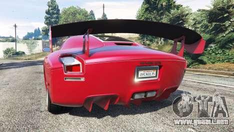 Devon GTX 2010 v0.1 para GTA 5