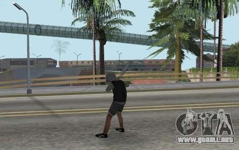 Nuevo bum para GTA San Andreas tercera pantalla