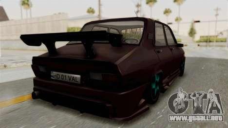 Dacia 1310 TX Tuning para la visión correcta GTA San Andreas