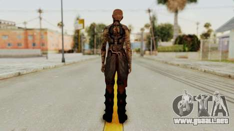 Mass Effect 2 Jack para GTA San Andreas tercera pantalla