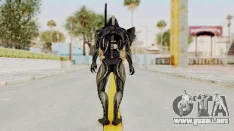 Mass Effect 2 Legion para GTA San Andreas tercera pantalla