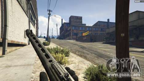 GTA 5 MG-42 cuarto captura de pantalla