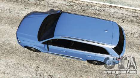 Audi Q7 2015 [rims1] para GTA 5