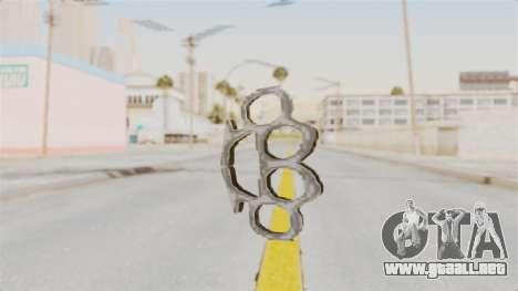 Metal Slug Weapon 5 para GTA San Andreas