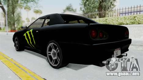 Monster Elegy para GTA San Andreas left