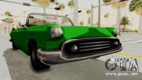 Glendale XS para la visión correcta GTA San Andreas