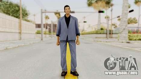 Tommy Vercetti Soiree Outfit from GTA Vice City para GTA San Andreas segunda pantalla