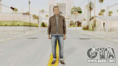 Jack Joyce para GTA San Andreas segunda pantalla