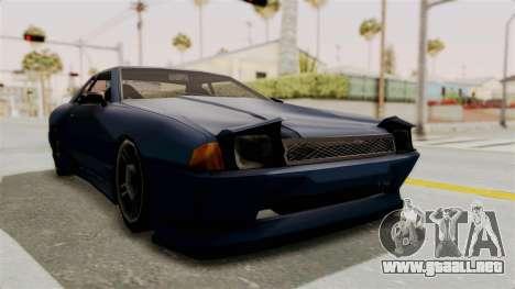 Japan Elegy para la visión correcta GTA San Andreas