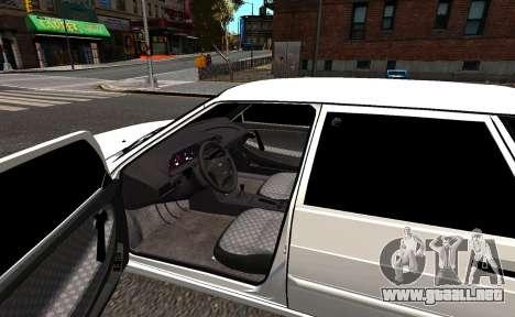 VAZ 2114 Brodyaga para GTA 4 visión correcta