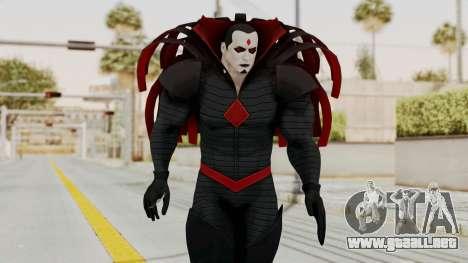 Deadpool The game - Sinister para GTA San Andreas