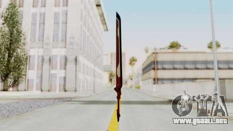 Square Enix para GTA San Andreas segunda pantalla