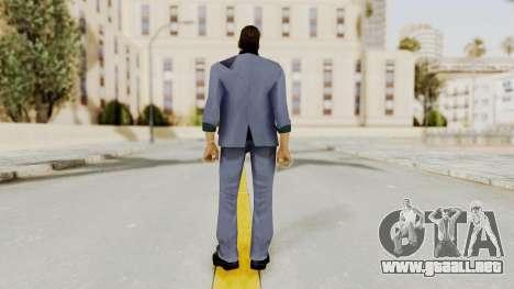 Tommy Vercetti Soiree Outfit from GTA Vice City para GTA San Andreas tercera pantalla