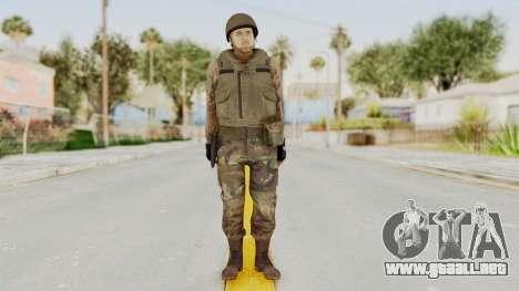 MGSV Phantom Pain RC Soldier Vest v1 para GTA San Andreas segunda pantalla