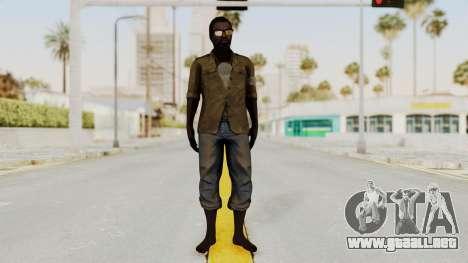 Far Cry 3 - Dennis Rogers para GTA San Andreas segunda pantalla