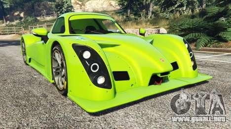 Radical RXC Turbo para GTA 5