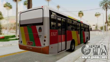 Comil Svelto Carretera Trans Líder para la visión correcta GTA San Andreas