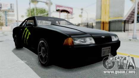 Monster Elegy para GTA San Andreas