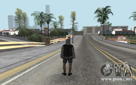 Nuevo bum para GTA San Andreas segunda pantalla