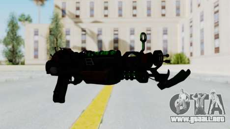 Ray Gun Mark II para GTA San Andreas
