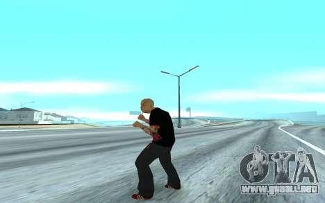 Da Nang Boy para GTA San Andreas tercera pantalla