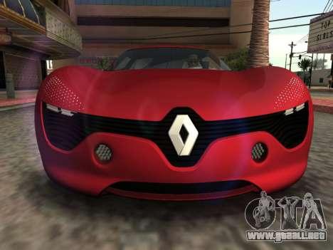 Renault Dezir Concept para la visión correcta GTA San Andreas